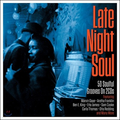 소울 음악 모음집 (Late Night Soul - 50 Soulful Grooves on 2CDs)