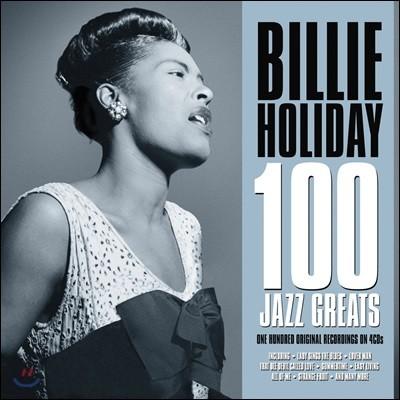 Billie Holiday (빌리 홀리데이) - 100 Jazz Greats