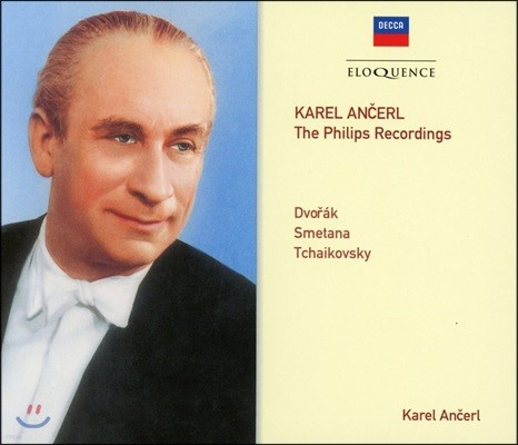 Karel Ancerl 카렐 안체를의 필립스 레코딩 (The Philips Recordings)