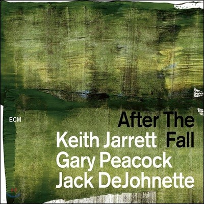 Keith Jarrett / Jack DeJohnette / Gary Peacock - After The Fall 키스 자렛, 개리 피코크, 잭 디조넷