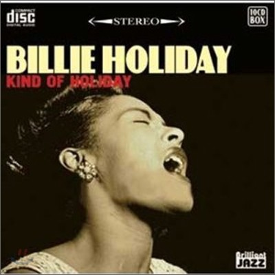 Billie Holiday - Kind Of Holiday