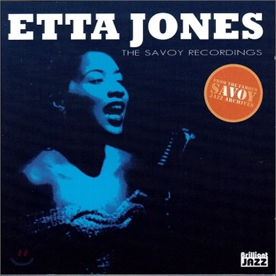 Etta Jones - The Savoy Recordings: Etta Jones