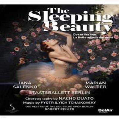 차이코프스키: 발레 '잠자는 숲속의 미녀' (Tchaikovsky: The Sleeping Beauty) (한글무자막)(DVD) (2016) - Robert Reimer
