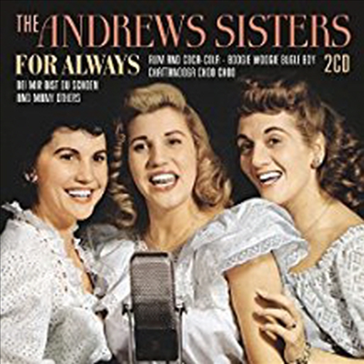 Andrews Sisters - For Always (2CD)