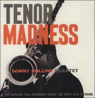 Sonny Rollins (소니 롤린스) - Tenor Madness [LP]