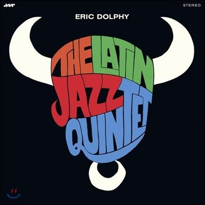 Eric Dolphy (에릭 돌피) - Eric Dolphy & The Latin Jazz Quintet [LP]