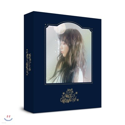 """태연 (Taeyeon) - TAEYEON SPECIAL LIVE """"The Magic of Christmas Time"""" DVD"""