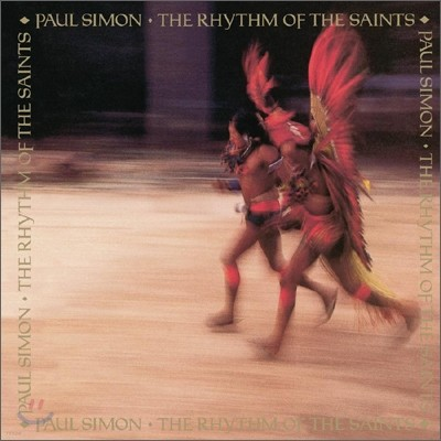 Paul Simon - The Rhythm Of The Saints (Expanded & Remastered)