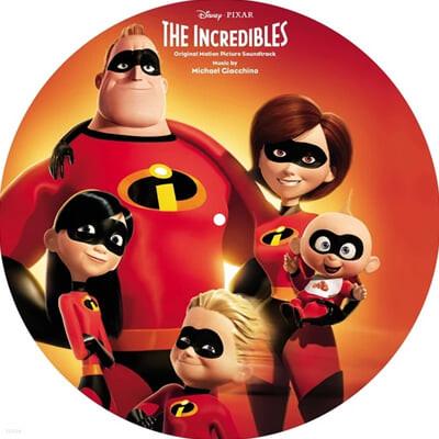 인크레더블 애니메이션 음악 (The Incredibles OST) [LP]
