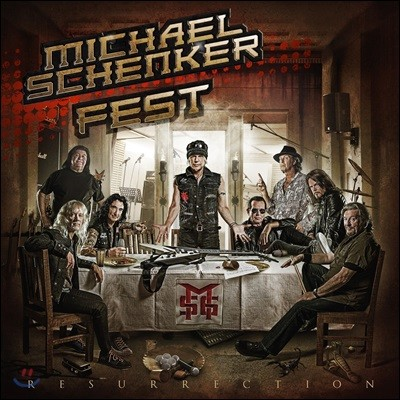 Michael Schenker Fest (마이클 쉥커 페스트) - Resurrection