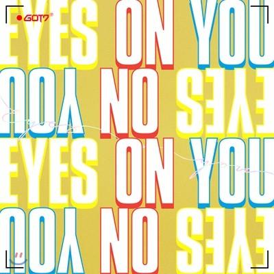갓세븐 (GOT7) - 미니앨범: Eyes On You