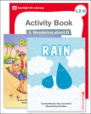 Spotlight On Literacy Level 2-6  Wonder about It 세트