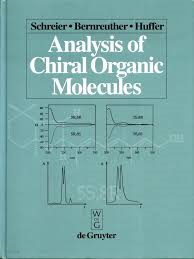 Analysis of Chiral Organic Molecules (Hardcover)