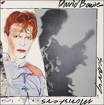 David Bowie (데이비드 보위) - Scary Monsters (And Super Creeps)