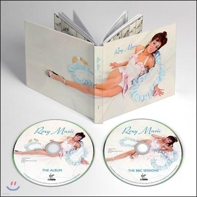 Roxy Music - Roxy Music 록시 뮤직 데뷔 앨범