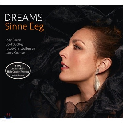 Sinne Eeg (신네 이그) - Dreams [LP]