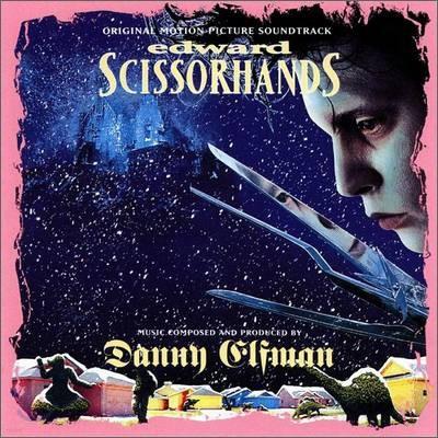 Edward Scissorhands (가위손) OST