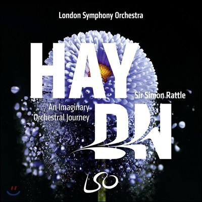 Simon Rattle 하이든: 관현악 작품집 (Haydn: An Imaginary Orchestral Journey)