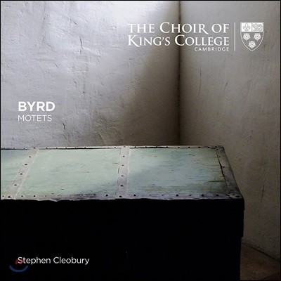 Choir of King's College 버드: 모테트 모음집 (Byrd Motets)