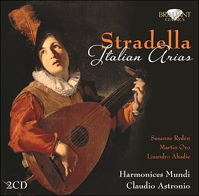 Harmonices Mundi 알렉산드로 스트라델라 : 아리아 모음집 (Alessandro Stradella: Italian Arias for voice and basso continuo)