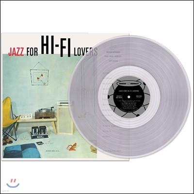 Dawn Records 재즈 모음집 (Jazz For Hi-Fi Lovers) [투명 그레이 컬러 LP]