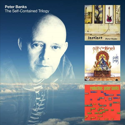 Peter Banks - The Self-Contained Trilogy (Instinct / Self-Contained / Reduction)(3CD)