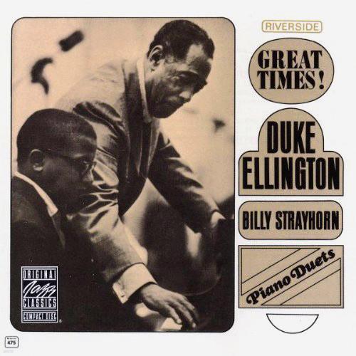[중고 LP] Duke Ellington & Billy Strayhorn - Great Times!