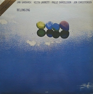 [중고LP] Keith Jarrett - Belonging