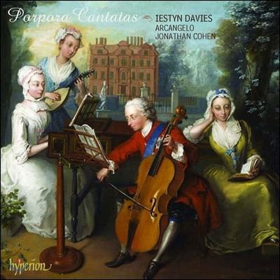Iestyn Davies 니콜라 포르포라: 알토를 위한 칸타타집 7-12번 (Nicola Porpora: Cantatas for Alto)