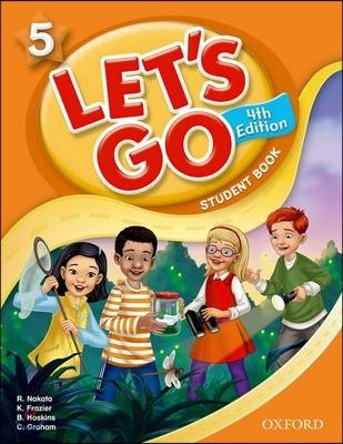 [4판] Let's Go 5 : Student Book