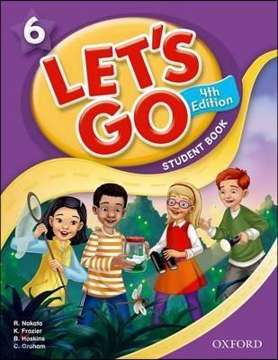 [4판] Let's Go 6 : Student Book