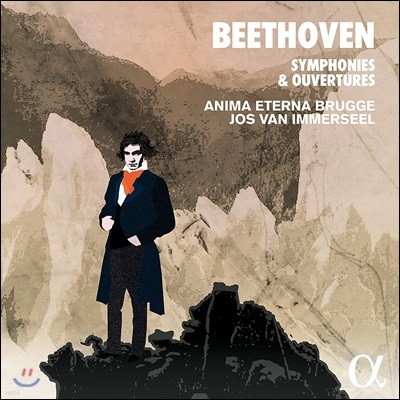 Jos van Immerseel 베토벤: 교향곡 전곡, 서곡집 - 요스 반 이메르세일 (Beethoven: Symphonies & Ouvertures)