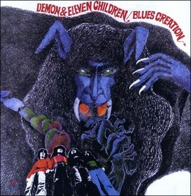 Blues Creation (블루스 크리에이션) - Demon & Eleven Children [LP]