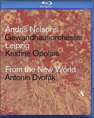 Andris Nelsons 드보르작: 교향곡 9번 '신세계로부터', '루살카' 중 아리아 - 안드리스 넬슨스