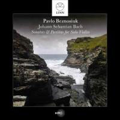 바흐: 무반주 바이올린을 위한 소나타와 파르티타 (Bach: Sonatas & Partitas for solo Violin, BWV1001 - 1006) (2CD) - Pavlo Beznosiuk