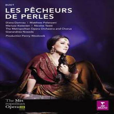 비제: 오페라 '진주조개잡이' (Bizet: Opera 'Les Pecheurs de Perles') (한글무자막)(DVD) (2017) - Diana Damrau