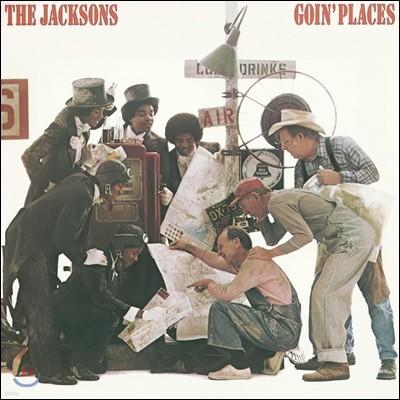 Jacksons (잭슨스) - Goin' Places [LP]