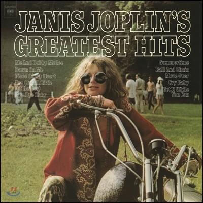 Janis Joplin (재니스 조플린) - Greatest Hits [LP]