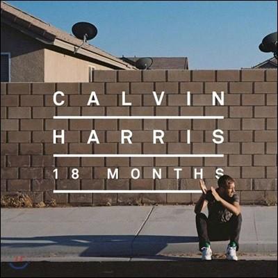 Calvin Harris (캘빈 해리스) - 18 Months [2 LP]