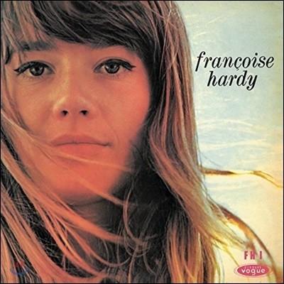 Francoise Hardy (프랑스와즈 아르디) - Le Premier Bonheur Du Jour [화이트 컬러 LP]