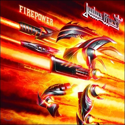 Judas Priest - Firepower 주다스 프리스트 18번째 앨범 [Deluxe Edition]