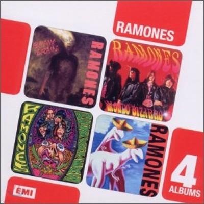 Ramones - 4 Albums