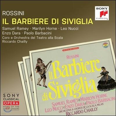Samuel Ramey / Riccardo Chailly 로시니: 세빌리아의 이발사 (Rossini; Il Barbiere di Siviglia)