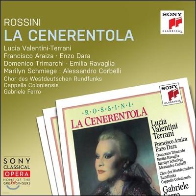 Gabriele Ferro / Lucia Valentini-Terrani 로시니: 신데렐라 (Rossini: La Cenerentola)