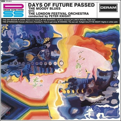 Moody Blues (무디 블루스) - Days Of Future Passed [LP]