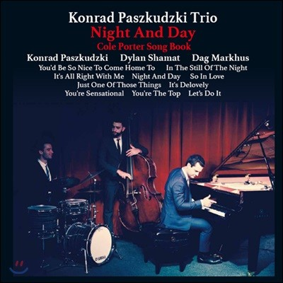 Konrad Paszkudzki Trio (콘라드 파즈쿠즈키 트리오) - Night And Day: Cole Porter Song Book [LP]