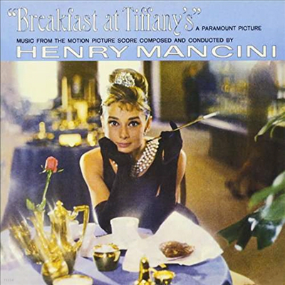 Henry Mancini - Breakfast At Tiffany's (티파니에서 아침을) (Soundtrack)(11 Bonus Tracks)(Digipack)