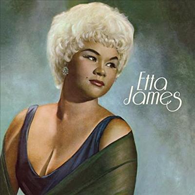 Etta James - Etta James (3rd Album)/Sings For Lovers (Remastered)(7 Bonus Tracks)(2 On 1CD)(Digipack)