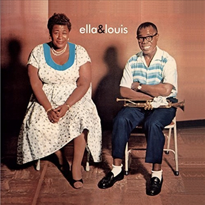 Ella Fitzgerald & Louis Armstrong - Ella & Louis (Remastered)(8 Bonus Tracks)(Deluxe Edition)(Digipack)(CD)