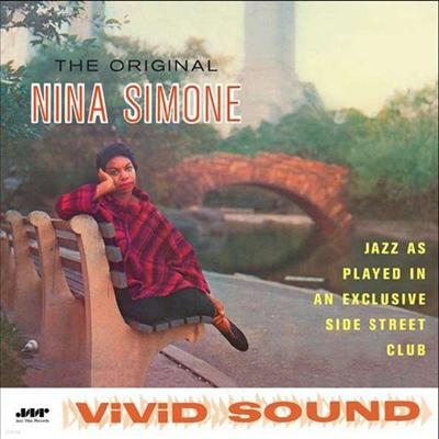 Nina Simone - Little Girl Blue (Remastered)(5 Bonus Tracks)(Digipack)(CD)